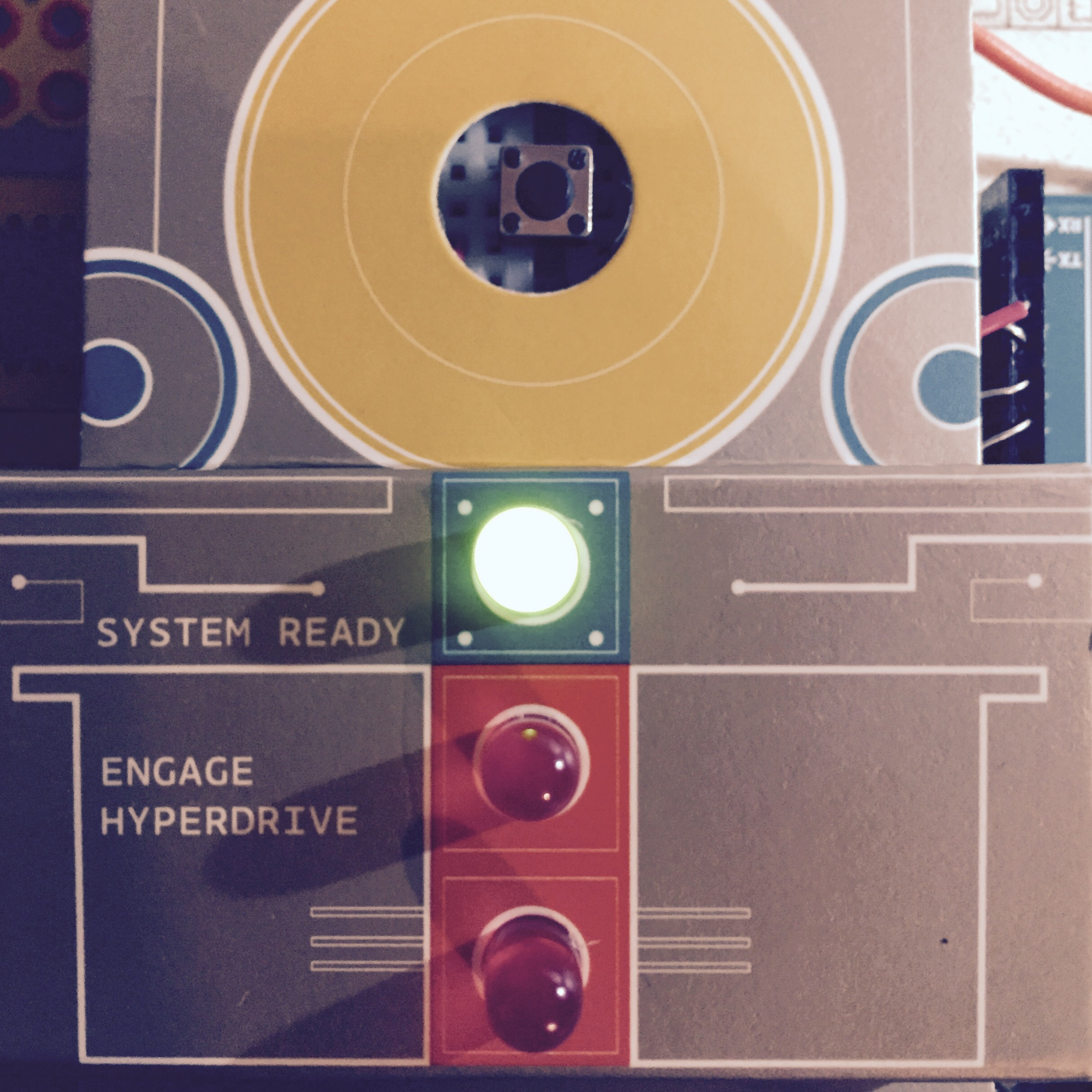 Arduino Starter Series - The Spaceship Hyperdrive