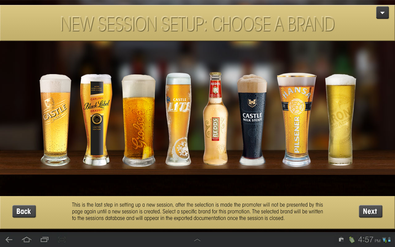 8 sub brands of SAB Miller could be marketed based on the consumers
